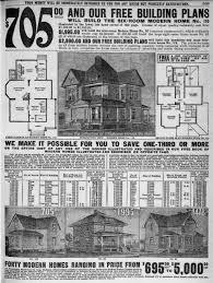Oklahoma Floor Plans The Sears 118 A Very Popular Early Modern Home Oklahoma Fall 1908