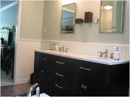 Install Beadboard Wainscoting Beautiful How To Install Beadboard In A Bathroom U2013 The Best Home