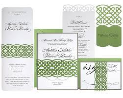 celtic wedding invitations celtic wedding invitation ideas