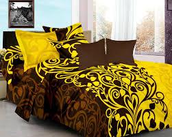 Bedsheets Buy Ahmedabad Cotton Basics 136 Tc Cotton Double Bedsheet With 2