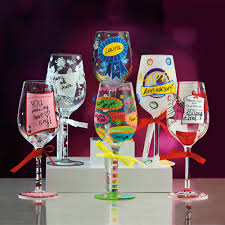 how to personalize a wine glass wine glasses ready for something different s purple