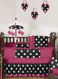 dot modern baby bedding 9 pc crib set by sweet jojo designs