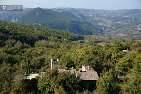 Hill Country Homes For Sale by Umbria Typical Farmhouse With Tower Between Todi And Orvieto