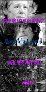 Daryl Walking Dead Meme - the walking dead memes daryl dixon carol peletier joe the