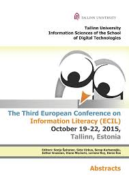 european conference information literacy ecil pdf