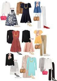 over 40 work clothing capsule a capsule wardrobe for the apple body shape