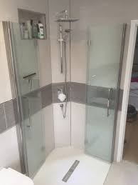 Infold Shower Door by Shower Screens Bathrooms Ensuites U0026 Wetrooms Buildhub Org Uk