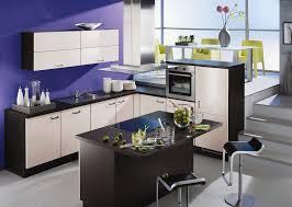 mod鑞e de cuisine am駻icaine comment decorer une cuisine ouverte maison design bahbe com