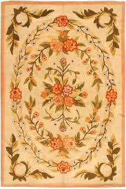 antique floral american hooked rug 2454 by nazmiyal antique rugs