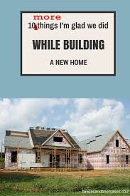 Build A Dream House Best 25 Building A New Home Ideas On Pinterest New Homes House