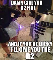 R2d2 Memes - omg r2d2 u so fly meme by moosetitties memedroid
