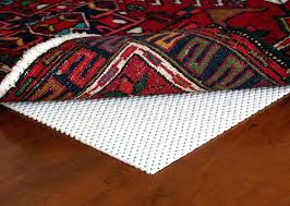 Area Rug Mat Area Rug Padding Underlayment Rugs Pad Gripper Pretty Ideas