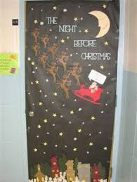 oh deer christmas bulletin board door displays early