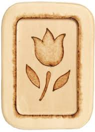 Simple Wood Burning Patterns Free by Easy Woodburned Tulip Plaque Pyrography Woods And Wood Burning
