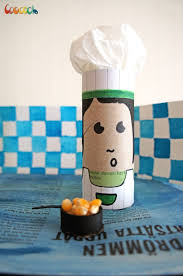 popcorn chef toilet roll craft coocoolo