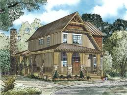 Wrap Around Porch Floor Plans by Drummond House Plans Custom House Blueprints Create Your Own House Blueprints Floor Plan Blueprint Home Plans Blueprints Hous Plan Eplans Garage Apartments