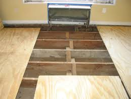 a guide to subfloors used wood flooring wood floor