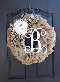 burlap wreaths burlap wreath wreaths fall wreath for door housewarming