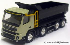 volvo model trucks volvo fmx 500 8x4 tipper model trucks hobbydb