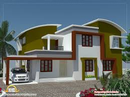flat roof modern house shed roof house designsacfbbb sqfeet flat roof house design house