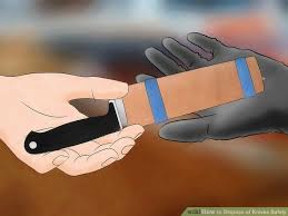 disposal of kitchen knives how to dispose of knives safely 8 steps with pictures wikihow