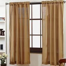 Burlap Looking Curtains Ninepatch Star Burgundy Check Lined Short Curtain Panels 63