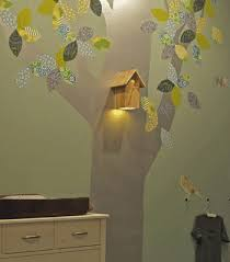 chambres dans les arbres sticker arbre chewinghome baby nursery stuff