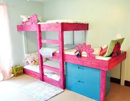 Three Person Bunk Bed 3 Bunk Bed Plans The Handmade Dress Bunk Bed Plans