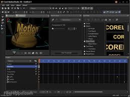 3d Vidio Download Corel Motionstudio 3d 1 0 Filehippo Com