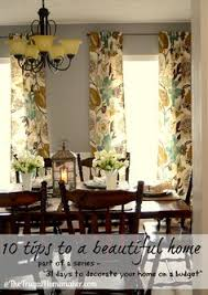Curtains Dining Room Ideas Buffalo Check Drapes Holly Mathis Interiors Home Pinterest
