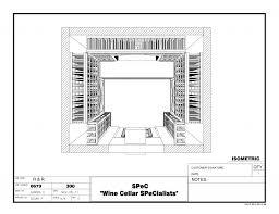 R Wine Cellar - custom wine cellars atlanta georgia residential wine cellar