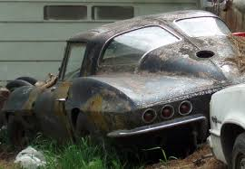 what year was the split window corvette made 1963 split window corvette barn car barn finds field cars and