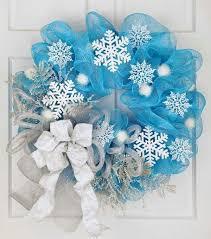mesh wreaths diy christmas wreath ideas deco mesh wreath blue mesh white