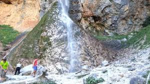 beautiful rinka waterfall falls slovenia slap rinka youtube