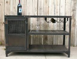 Metal Bar Cabinet Mpi Hopper Industrial Trolley Bar Carts Liquor Cart Insero Co