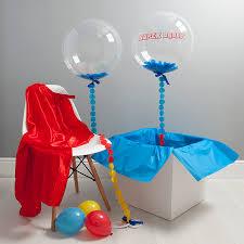 balloon in a box a balloon in a box