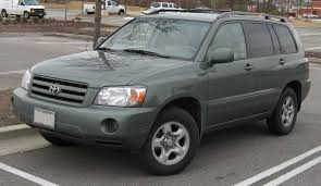 2006 toyota highlander u2013 review of repair manuals for the 1999