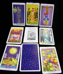 rider waite tarot 78 radiant cards deck pamela colman smith