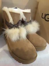 ugg womens boots size 10 ugg womens boots gita grey violet size 10 ebay