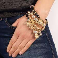 stacking bracelets buddha set of 4 stacking bracelets diamond
