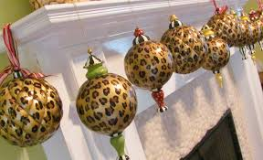 cheetah print decorations rainforest islands ferry