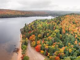 algonquin fall colours inspiration pictures
