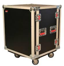 Wood Audio Rack Series G Tour Rack Cases Gator Cases