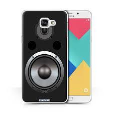 Speaker Design by Stuff4 Back Case Cover Skin For Samsung Galaxy A9 2016 Speaker