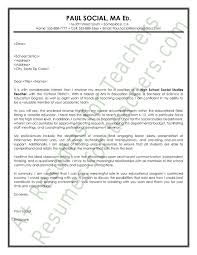 High School Cover Letter No Experience Resume Exles Templates Cover Letter No