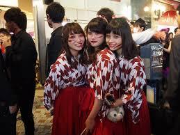 Halloween Japanese Costumes Halloween Japan 2016 Trending Costumes Shibuya Fast Japan