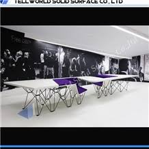 Marble Boardroom Table New Design Marble Conference Table Artificial Stone Chairs With