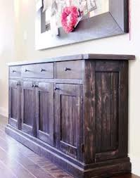 showing gallery of extra long sideboards and buffets view 7 of 20