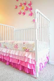 best 25 pink crib ideas on pinterest pink crib bedding deer