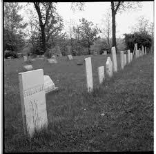 cemetery headstones headstones fairview cemetery may 1960 arbor district